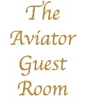 The Aviator Guest Room